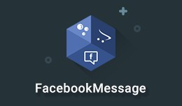 FacebookMessage - Facebook message widget for yo..