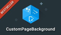 CustomPageBackground - Set Custom Background for..