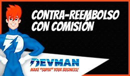 Comisión Contrareembolso configurable