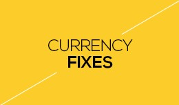 Currency Fixes