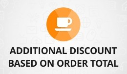 Additional Discount based on Order Total