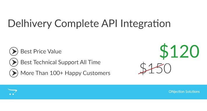Delhivery Complete API Integration