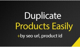 Create Duplicate Product