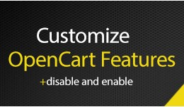 Customize Opencart