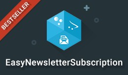 EasyNewsletterSubscription - Easy Native Newslet..