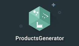 Products Generator - Populate Random Products in..