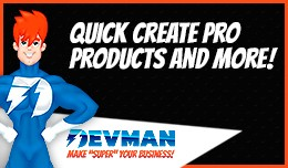 Quick create - Products, categories, manufacture..