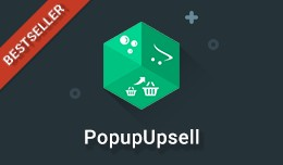 PopupUpsell - Increase the amount of every sale