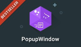Popup Window- Create professional popups with ease