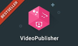 VideoPublisher - Multipurpose Video News / Revie..