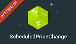 ScheduledPriceChange - Change Price on a Selecte..