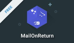 Mail On Return - Notify Admin For Product Return