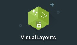 VisualLayouts - Drag and Drop Module Layout Editor