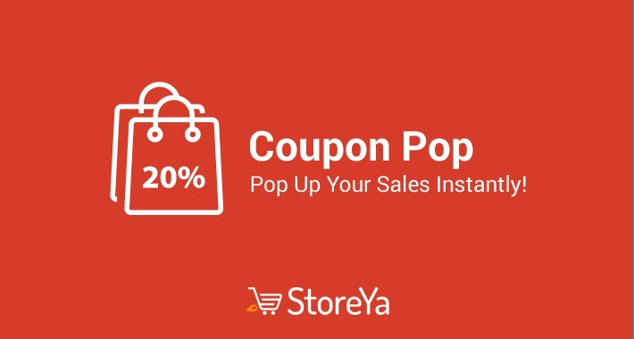 Opencart Coupon Pop