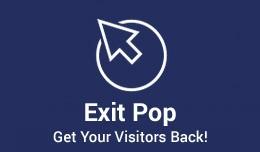 Opencart Exit Pop