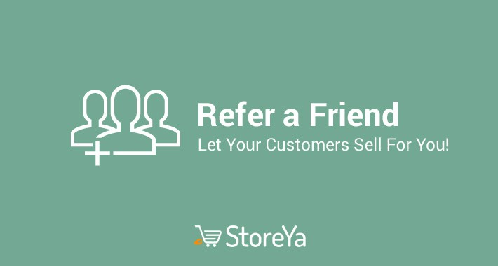Opencart Refer A Friend program