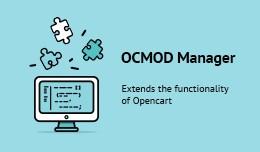OCMOD manager