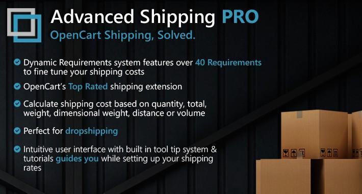 Advanced Shipping PRO