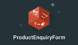 ProductEnquiryForm - Add custom enquiry form on ..