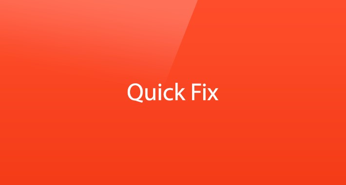 Quick Fix: Extensions Installer issue when FTP support disabled