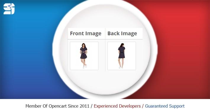 Front / Back image