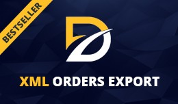 XML Orders Export