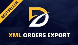 XML Orders Export
