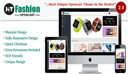 Hit Fashion - Unique Opencart Responsive Theme