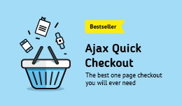 AJAX Quick Checkout (One Page Checkout, Fast Che..