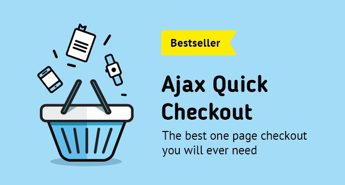 AJAX Quick Checkout (One Page Checkout, Fast Checkout)