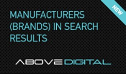 Manufacturers (Brands) in Search