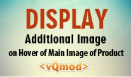 Display additional image on Hover of Main Image ..