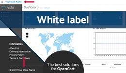 White Label (copyright removal)