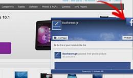 TLSFaceBookBox