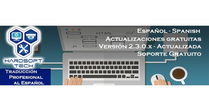 Español (OC 2.3 - 3.0) - Spanish 100% | OCMOD