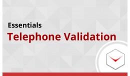 Telephone Number Validation