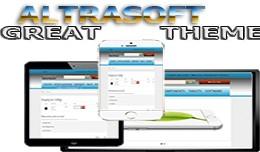 Altrasoft  - Responsive Opencart Theme Mobile &a..