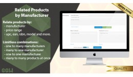GGW Related Products by Manufacturer