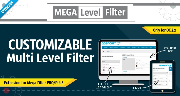 Mega Level Filter [powered by MFP]