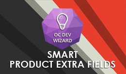 Smart Product Extra Fields