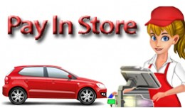 Pay In Store / Payer en magasin
