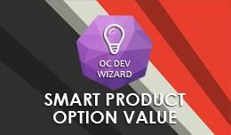 Smart Product Option Value