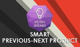 Smart Previous-Next Product