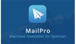 MailPro - Improved Newsletter for Opencart v2