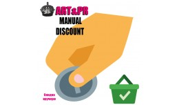 Manual  discount