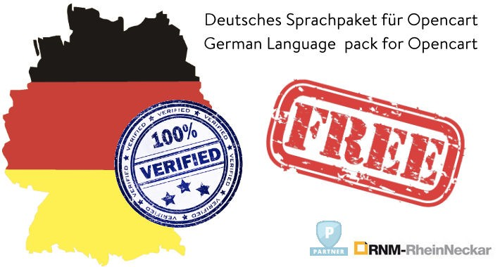 german language for admin & catalog 2.0.x.x  verify