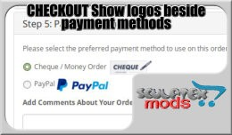 Checkout Payment Logos