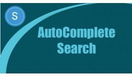 Autocomplete Search vqmod XML