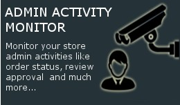 Admin Activity Monitor - Track user activity don..