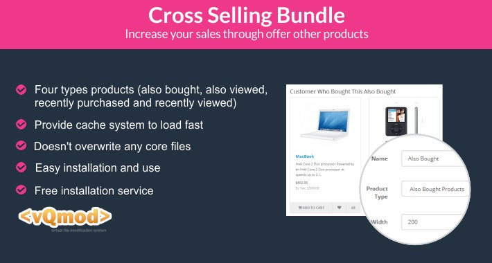 Cross Selling Bundle